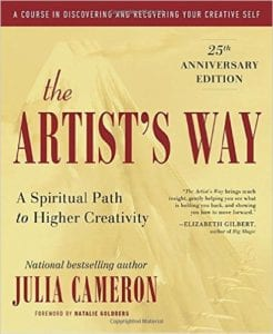 The Artist's Way Book