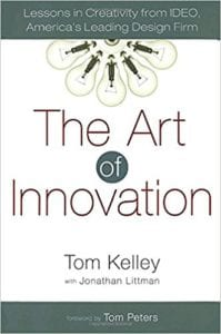 Book Cover for Art of Innovation