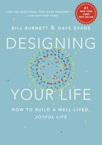 Book Cover Designing Your Life