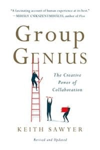 Book Cover for Group Genius