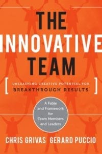 Book Cover for The Innovative Team